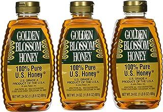 Golden Blossom Honey 24 Oz (3 Pack)