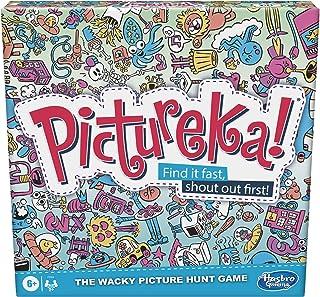 Pictureka! بازی ، بازی تصویری ، بازی روی میز برای بچه ها ، بازی های تخته ای سرگرم کننده خانوادگی ، بازی های رومیزی برای کودکان 6 سال به بالا ، بازی تخته ای سرگرم کننده برای بچه ها