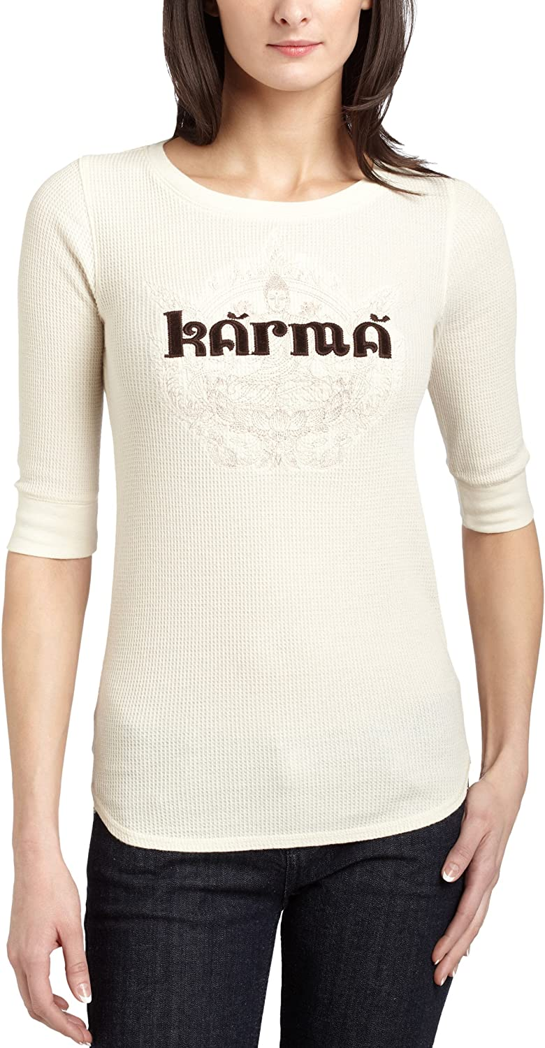 Lucky Brand Women's Karma Thermal Limited price outlet sale