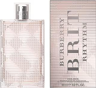 BURBERRY Brit Rhythm Floral for Her Eau de Toilette Spray, 1.0 fl. oz.