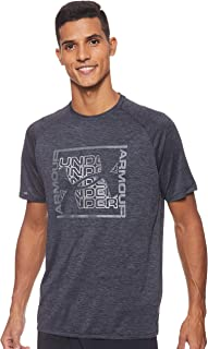 Under Armour Men's UA Tech Graphic Ss T-Shirt