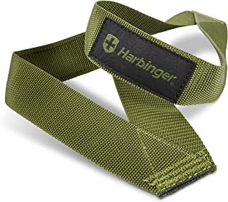 Harbinger Olympic Nylon Weightlifting Straps (Pair)