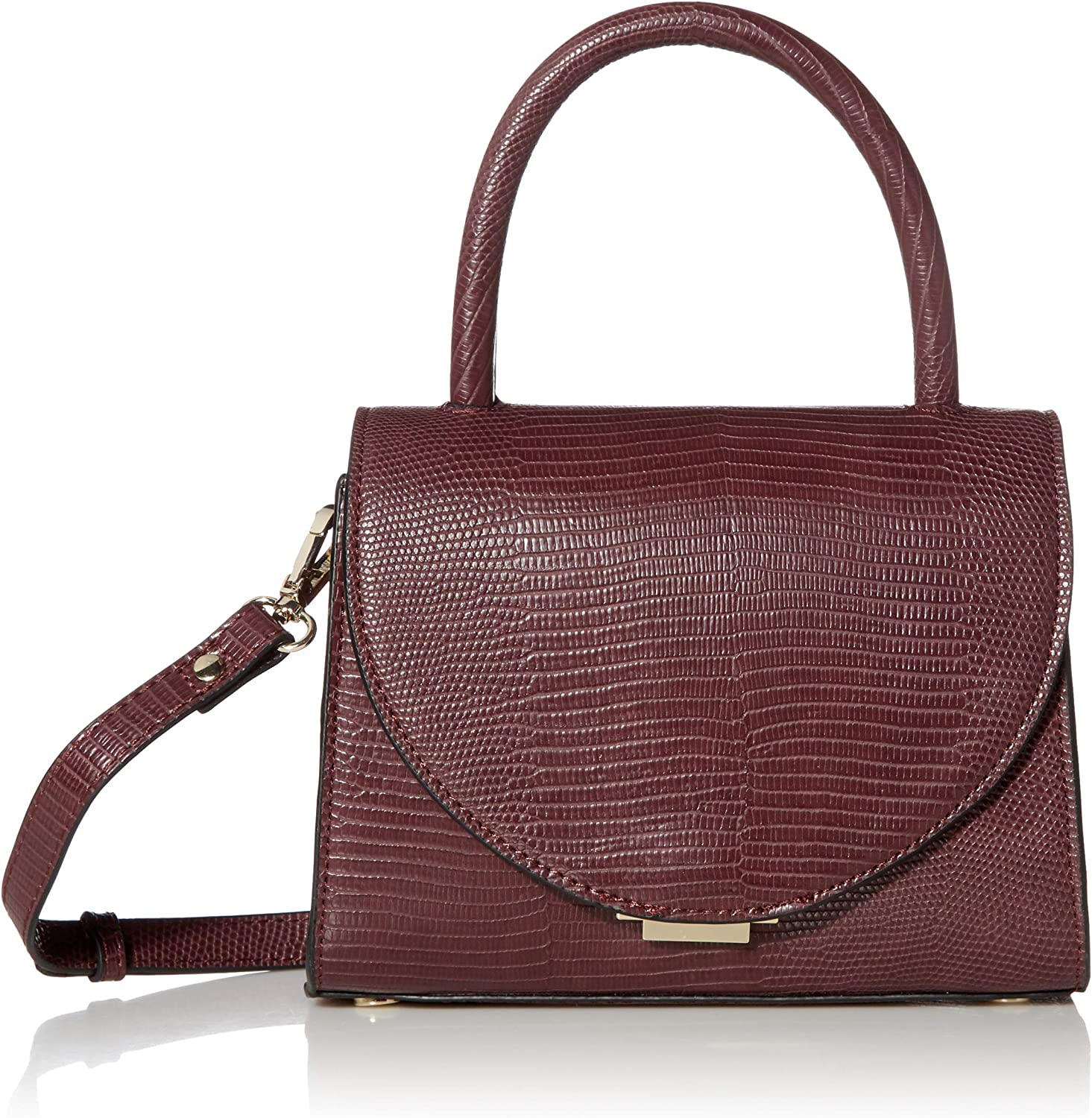 Steve Madden EGO Top Handle Bag, Wine