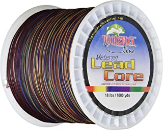 Woodstock 18-Pounds Metered Lead Core Fishing Line