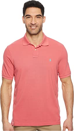 Polo Ralph Lauren Weathered Mesh Short Sleeve Knit