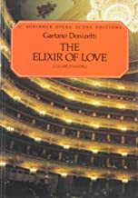 مطبوع عليه The Elixir of love (مقاس L 'elisir D 'amore): للمناسبات تسجل Editions