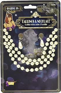 Pearl Earrings & Necklace Kit