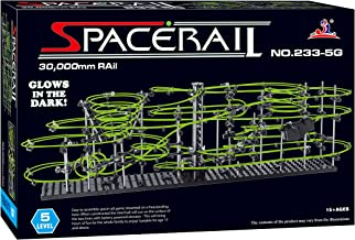 spacerail level 5 glow in the dark