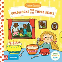 Rosenberg, N: Goldilocks and the Three Bears (First Stories)
