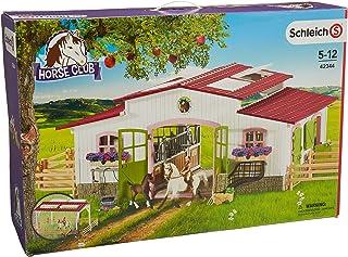 SCHLEICH slh42334–Horse Club Riding Center