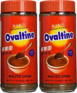 Ovaltine Malt Beverage Mix 400g - Pack of 2 Jars