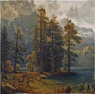 albert bierstadt wallpaper
