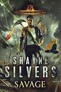 Savage: Nate Temple Series Book 15