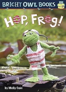 Hop Frog: Short vowel o (Bright Owl Books)