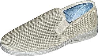 Grosby Richard Men's Slippers, Navy, 12 AU