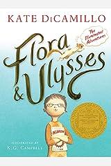 Flora & Ulysses: The Illuminated Adventures Kindle Edition