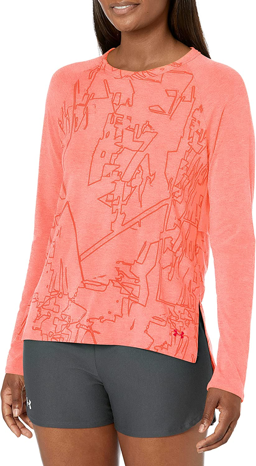 Online limited Al sold out. product Under Armour Women's Burnout Unstoppable Longsleeve