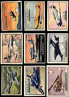 1952 Topps Wings Near Complete Set (Baseball Set) Dean`s Cards 2.5 - GD+