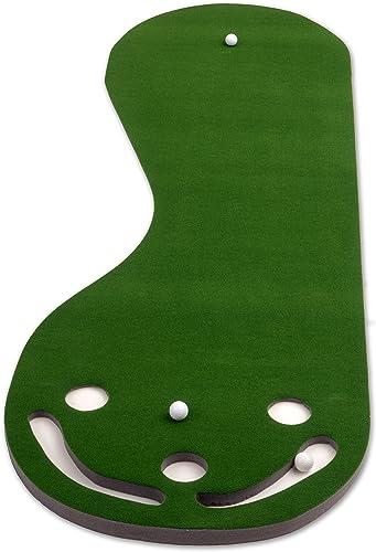 Putt-A-Bout Par Three Putting Green (9-feet x 3-feet)
