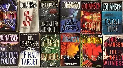 Iris Johansen Thriller Collection 12 Book Set