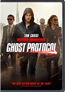 Best Mission: Impossible Ghost Protocol Review