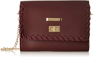 Flavia Women's Handbag (Wine)
