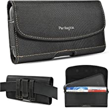 Nylon Belt Holster for iPhone 12, 12 Pro Max, 11, 11 Pro Max, Xs Max, XR, 8 Plus with..