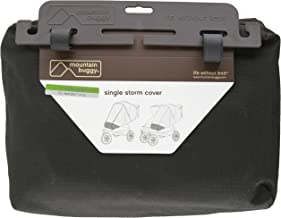 Best Mountain Buggy Urban Jungle/Terrain Storm Cover, Clear Review