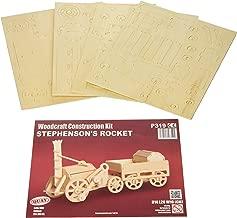 Stephenson's Rocket Woodcraft Construction Kit