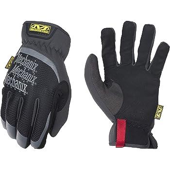 Mechanix Wear - FastFit Work Gloves (Small, Black), Model:MFF-05-008