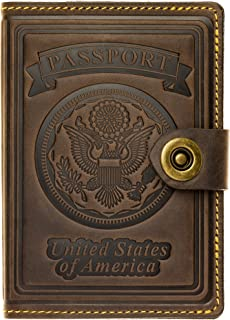 Best passport cover leather Reviews