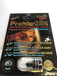 PREMIER ZEN BLACK 5000 Male Sexual Performance Enhancement (24)