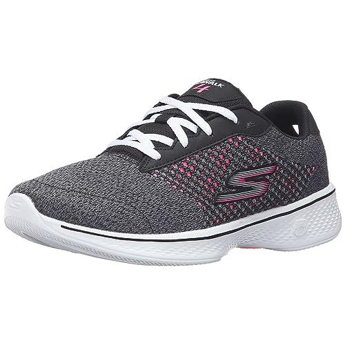 Skechers Gowalk 4-Exceed, Zapatillas Mujer