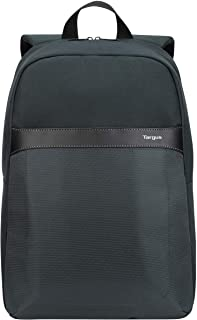 Targus GeoLite Essentials Modern Backpack with Protective Sleeve fit up to 15.6-Inch Laptop, Black (TSB96001GL)