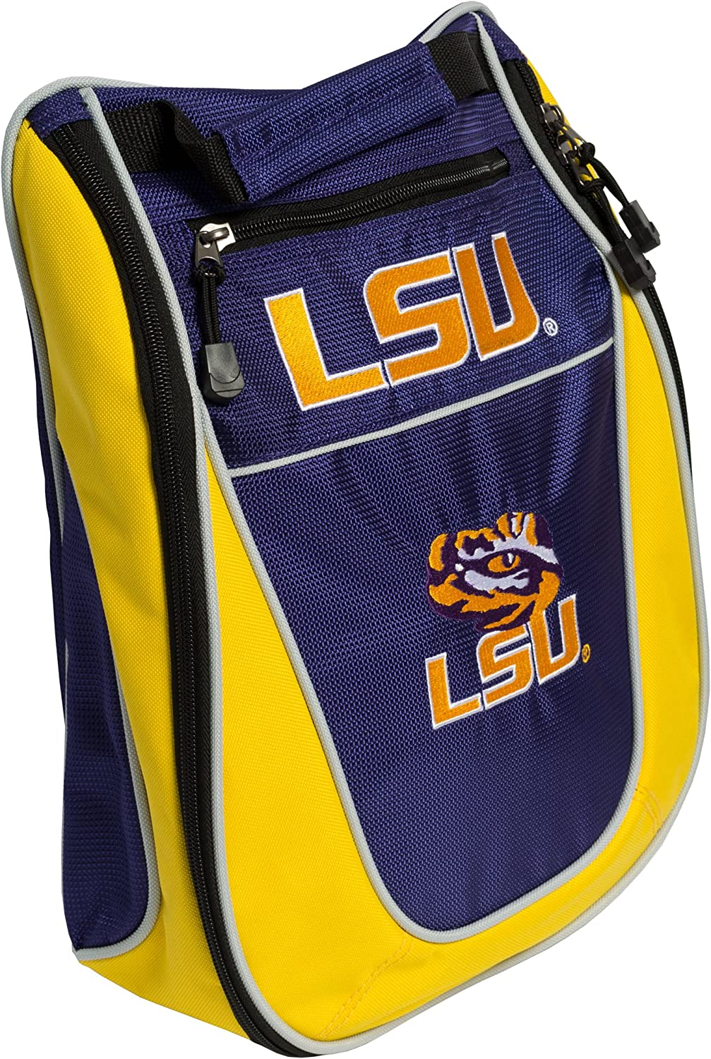 Team Golf NCAA Travel Don't miss the campaign Shoe Fashionable Reduce Bag Smells Pocket Extra