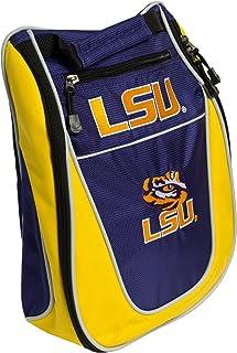 Team Golf NCAA Travel Golf Shoe Bag, Reduce Smells, Extra Pocket for Storage, Carry Handle