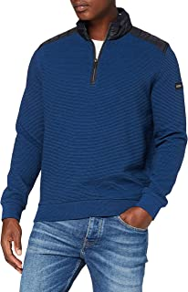 Bugatti Men's Sweatshirt Troyer