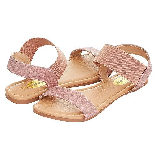 4eb2b5db90876 Women's Blush Pink Sandal: Amazon.com