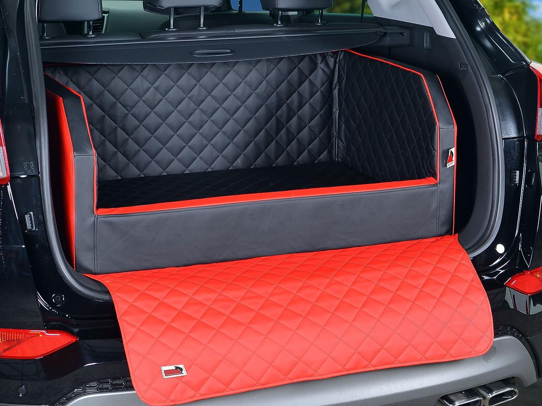 Auto Hundebett Kofferraum Schutzdecke Autoschondecke Auf Wunsch Mit Orthopädischer Viscoelastischer Füllung Haustier