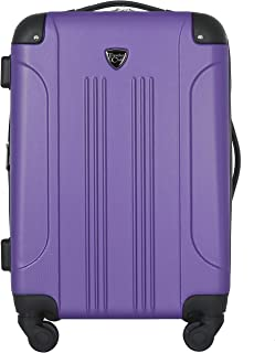 """Chicago II 20"""" Expandable Spinner Carry-On Luggage"""