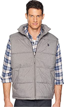Heather Basic Vest Small Horse