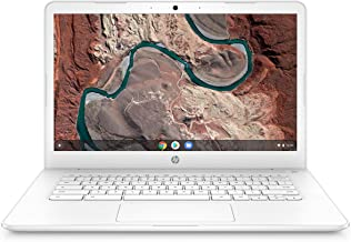 "HP Chromebook 14 14"" FHD Laptop Computer for Business Student, AMD A4-9120C up to 2.4GHz, 4GB DDR4 RAM, 32GB eMMC, 802.11A..."
