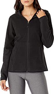 FLYGAGA Womens Winter Polar Fleece Full-Zip Jackets