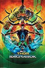 "Trends International Marvel Cinematic Universe - Thor: Ragnarok - One Sheet Wall Poster, 22.375"" x 34"", Premium Unframed V..."