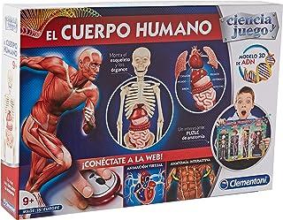 comprar comparacion Clementoni-El Cuerpo Humano, Multicolor, Talla Única (550890)