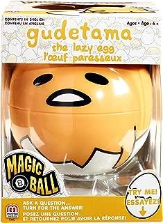 Mattel Games Magic 8 Gudetama The Lazy Egg Ball