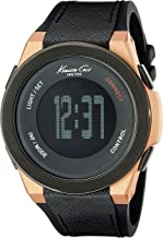 Kenneth Cole New York Unisex 10022939 KC Connect Technology Digital Watch