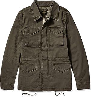 ملابس خارجية خارجية من Alpha Industries مطبوع عليها REVIVAL مقاس متوسط وسحاب