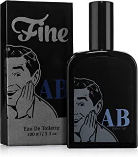 Mr Fine American Men's Eau De Toilette - Beloved Fragrance For Men - Best Men's Cologne - 3.3oz