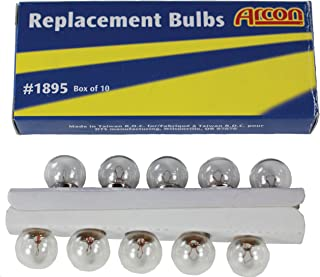 Arcon 16791 Replacement Bulb #1895, (Box of 10)